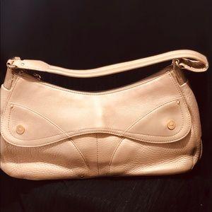 Beautiful Gold shoulder bag by Cloe Hanna